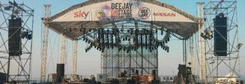 Deejay onstage – Riccione